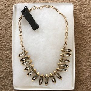 J. Crew Bejeweled Necklace